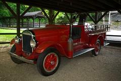 Jack Daniel Distillery Tour 16 (RNRobert) Tags: tennessee lynchburg moorecounty jackdanieldistillerytour fire truck engines
