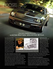 2007 Foose Stallion (aldenjewell) Tags: 2007 foose stallion ford mustang modified chip unique performance brochure