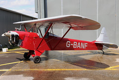 G-BANF (GH@BHD) Tags: gbanf luton la4a minor lutonminor newtownardsairfield newtownards ulsterflyingclub aircraft aviation
