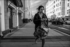 DR151004_1518D (dmitryzhkov) Tags: urban city everyday public place outdoor life human social stranger documentary photojournalism candid street dmitryryzhkov moscow russia streetphotography people man mankind humanity bw blackandwhite monochrome
