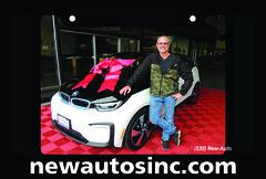 2019 BMW I3 (Bernie Knaus-President) Tags: 2019bmwi3 2019 2019i3 bmw bmwi3 electricbmw hybridbmw electrici3 funcar familycar newautosinc newbmw newi3 tinycar blackandwhitecar goodgasmileage