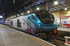 And Yes!!! ... I'm STILL here (JohnGreyTurner) Tags: br rail uk railway train transport engine locomotive scarborough yorkshire tpe transpennine 68 class68 superskip
