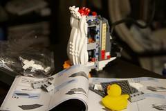 Duck 111 of 365 (don_espe) Tags: 365 365day duck ducky lego rubberduck rubberducky starwarslego