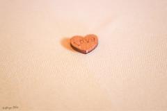 Wedding-Love-Heart (Kathryn Ellis Photography & Design) Tags: wedding michigan wood engraved cute details love nikon d810 sigma 50mm