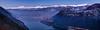 #090 Lugano - Inverno 2018 (Enrico Boggia | Photography) Tags: luganese lugano lagodilugano ceresio montebrè brè sighignola gandria castagnola alpi prealpiluganesi 2018 enricoboggia inverno alba orablu lago lake