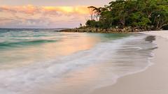 Beautiful beach @ Jervis bay