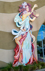 Flora Springs Mural