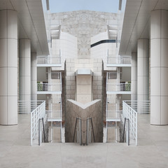 (Chris Skopec) Tags: architectural california cityscapes gettycenter losangeles museum richardmier usa architecture gallery modern people