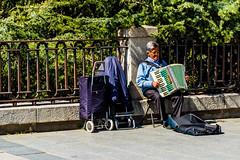 Madrid Accordians (Matthew Warner) Tags: matthewwarner spring nikon d7100 musician streetperformer jerrybennett accordian spain nikond7100 nikkor europe 2019 madrid
