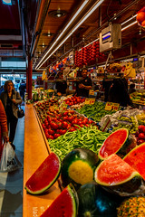 Produce at the Market (Matthew Warner) Tags: matthewwarner spring market nikon d7100 mercadodelapaz jerrybennett produce spain nikond7100 nikkor europe 2019 madrid
