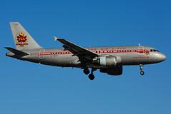 C-FZUH (Air Canada - Trans Canada Air Lines) (Steelhead 2010) Tags: aircanada tca transcanadaairlines airbus a319 a319100 yyz creg cfzuh
