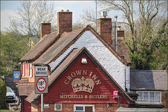 The Crown Inn, Withybed Green, Alvechurch (alanhitchcock49) Tags: the crown inn withybed green alvechurch worcestershire worcester birmingham droitwich canal society 50th anniversary 13 april 2019