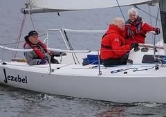 Peter's crew finish (antrimboatclub) Tags: spinnaker atlantic challenge antrimboatclub boat sail sailing ireland sixmilewater loughneagh antrimbay antrim