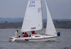 Cherchez la femme (antrimboatclub) Tags: spinnaker atlantic challenge antrimboatclub boat sail sailing ireland sixmilewater loughneagh antrimbay antrim