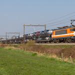 Terschuur RFO 1837 met Gefco autotrein 46268 thumbnail