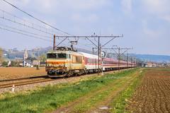 12 avril 2019 BB 7285 Train 29517 (Altenbeken) Mulhouse -> Lourdes Ossun (65) (Anthony Q) Tags: 12 avril 2019 bb 7285 train 29517 altenbeken mulhouse lourdes ossun 65 bb7200 bb7285 sncf db occitanie ferroviaire