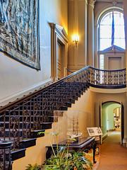 Filoli (dalecruse) Tags: filoli interior architecture room rooms stair stars staircase