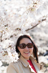 Yuri and sakura (Big Ben in Japan) Tags: yuri cherryblossoms japan kinutaparl sakura tokyo