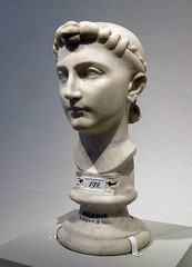 Roman Portrait of a Girl (Roger B. Ulrich) Tags: romanportraiture augustanportraiture romanwomen octavia sk433 altesmuseum