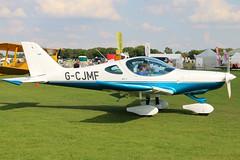 G-CJMF_01 (GH@BHD) Tags: gcjmf brmaero bristell ng5 speedwing laa laarally laarally2017 sywellairfield microlight aircraft aviation