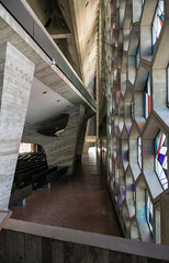 Saint John's Abbey Church (faasdant) Tags: saint john's university collegeville minnesota abbey church 1961 marcel breuer architect concrete brutalism beton brut modern architecture daylight daylitonly