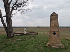 Monument de souvenir des combats de 1870 (Πichael C.) Tags: 140419 randonnée châtel st germain et plateau de rozérieulles rando balade promenade nature metz 57 moselle hike