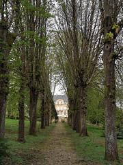 Le parc du Château de Chahury (Πichael C.) Tags: 140419 randonnée châtel st germain et plateau de rozérieulles rando balade promenade nature metz 57 moselle hike