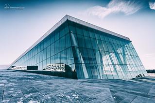 Oslo Opera - Norway