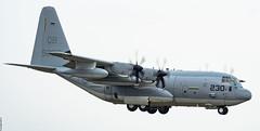 KC-130J Hercules QB-169230 (ViharVonal) Tags: kc130 fly lhbp ferihegy aviation aviationspotters budapest