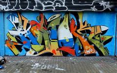 Schuttersveld (oerendhard1) Tags: graffiti streetart urban art rotterdam oerendhard crooswijk schuttersveld honor