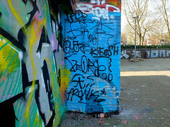 Schuttersveld (oerendhard1) Tags: graffiti streetart urban art rotterdam oerendhard crooswijk schuttersveld tags