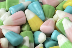Pastel Candy Corn (arbyreed) Tags: arbyreed macromondays pastelcolors pastel candy candycorn close closeup colorful softcolors