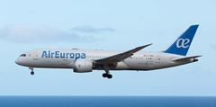 B787 | EC-MMX | LPA | 20190407 (Wally.H) Tags: boeing 787 boeing787 b787 ecmmx aireuropa lpa gclp grancanaria laspalmas airport