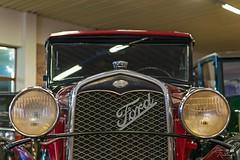 Ford (ucrainis) Tags: transportation car zaporizhzhia museum vintage ford old retro auto