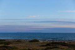 IMG_3688 Sa Rapita, Mallorca (Fernando Sa Rapita) Tags: baleares mallorca sarapita canon canoneos eos6d seascape landscape paisaje sky cielo sea mar commonswift apusapus vencejocomun aves birds