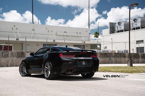 17 Camaro Ss Velgen Wheels Light Weight Series Vf5 Gloss