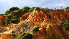 Eternal Creation (elena.voroniouk) Tags: travel cliffs beach nature landscape formations outside algarve portugal