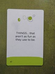 Card 33 (Pookie_Monster) Tags: things that arent fun they used be