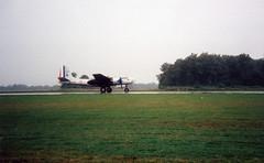 "A-26 CWH at Wings of Eagles Batavia 1994-1996 (3) (Andrew ""MuseumAndy"" Boehly) Tags: douglas douglasa26invader airplanes aircraft airshow plane batavia newyork"