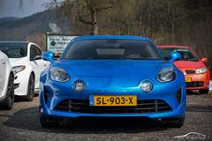 IMG_6402 (Joop van Brummelen) Tags: arcn renault alpinerenaultclub alpine a110 meganers eifel nürburgring touristenfahrten