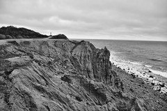 Montauk Point (DirtyDeeble67) Tags: nikon d7500 nikond7500 montauk moutaukpoint longisland ny newyork li adventure explore discover travel traveling adventuring exploring dlsr outdoors nature naturewalk lighthouse mtk montauklighthouse endoftheworld blackandwhite blackandwhitephotography bnw bnwmood bnwphotography black white