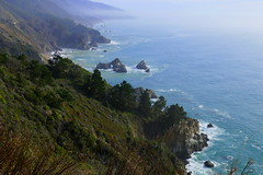 Big Sur (ivlys) Tags: usa california route1 big sur küste coast bigsurinn landschaft landscape natur nature ozean ocean pazifik pacific berg mountain ivlys