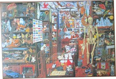 "WADDINGTONS 3000 12116 THE SLEEPY SHOPKEEPER (Andrew Reynolds transport view) Tags: igsaw ""jigsaw puzzle"" picture pieces large difficult art waddingtons 3000 12116 the sleepy shopkeeper 1993"