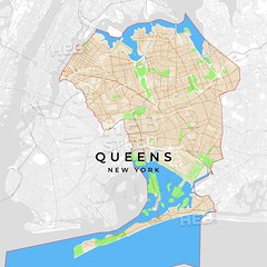[Print Templates] [U.S.A.] Vector map of Queens, New York, USA (Hebstreits) Tags: abstract administrative area art background banner bay blue borough bridge card design destination detail division geography green grey highway holidays island large layout light location map metropolitan modern navigate navigation newyork newyorkers nofont orange park pdflicense place poster print printable queens red river roads streets symbol template textfield thebronx transportation urban vacation vector waterfront