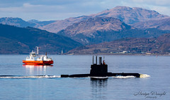 HNoMS Utsira (S301) - Ula class Norwegian Submarine (Ratters1968: Thanks for the Views and Favs:)) Tags: canon7dmk2 martynwraight ratters1968 canon dslr photography digital eos warships ship navy war military fleet faslane greenock cloch jw jointwarrior2019 clyde riverclyde scotland sea water nato exjw19 submarine sub hnomsutsiras301 ulaclassnorwegiansubmarine ulaclasssubmarine utsira