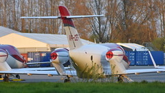 Honda HA-420 HondaJet c/n 42000097 registration VP-CEF (Erwin's photo's) Tags: aircraft germany monchengladbach airport honda ha420 hondajet cn 42000097 registration vpcef