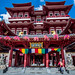 2019 - Singapore - Chinatown Buddha Tooth Relic Temple - 1 of 6