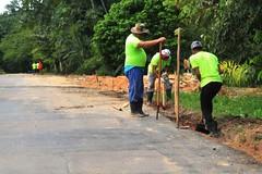 16.04.19 Obras dos parques da juventude dos conjuntos Colina do Aleixo e Jardim Primavera têm início.