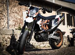 107 (NarcoPix) Tags: ktm supermotard motards moto bike