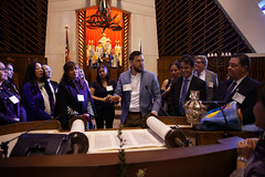 Congregation Shaarey Zedek Tour